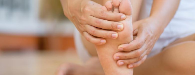 Podiatrists helping a patient in Perth